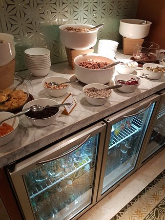 Mandarin Oriental, Jakarta: Level 21 Breakfast