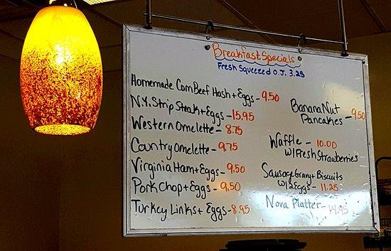 Dania Beach, Floride : Breakfast specials