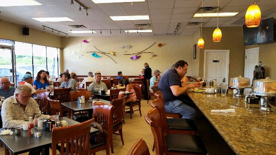 Dania Beach, Floride : Dining room