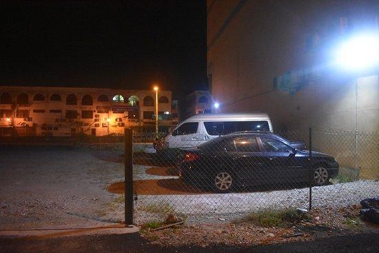 Kajang, Malaysia: Parking area