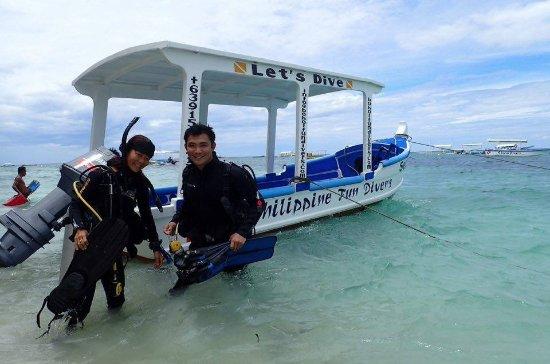 Philippine Fun Divers, Inc.: Let sea the world!!