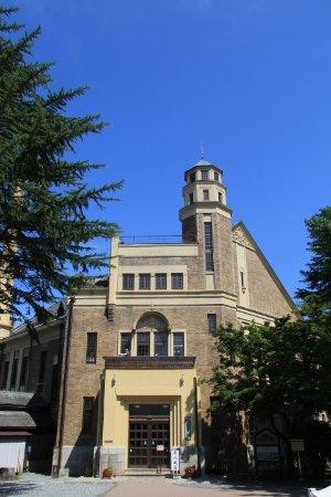 Suwa, Japan: 片倉館