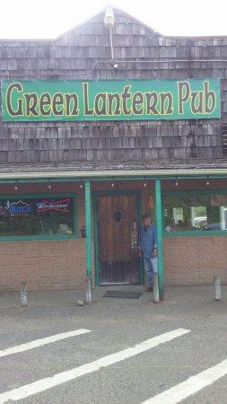 Copalis Beach, WA: Green Lantern Pub