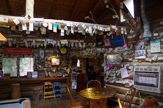 Pine, CO: The bar