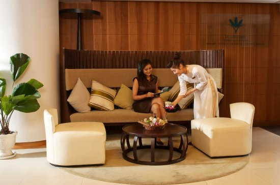 St Gregory Spa - PARKROYAL Saigon