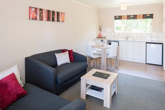 Best Western Braeside Rotorua: 1 bedroom spa apartment
