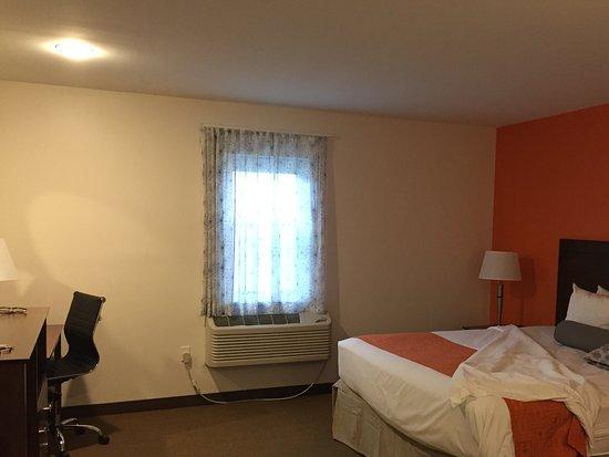 Quincy, ماساتشوستس: King size room