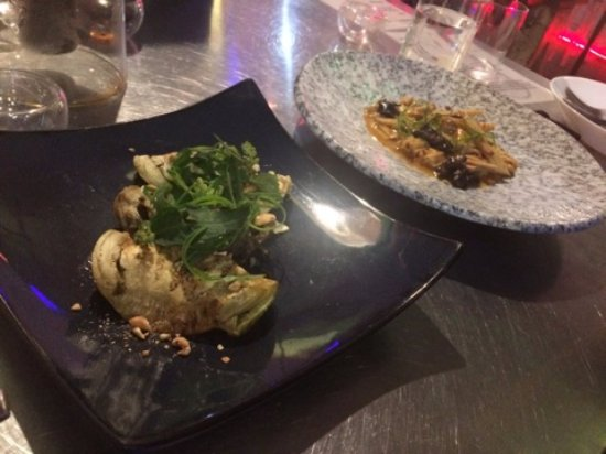 Collingwood, Australien: Vegan degustation