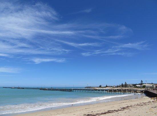 Beachport foreshore
