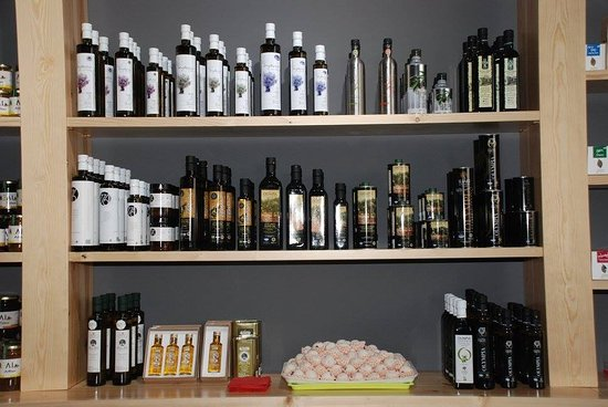Traditional Products Of Olympia