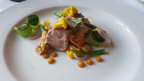 Kilchrenan, UK: Dinner was excellent!!!