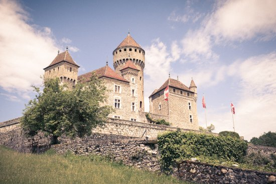 The Chateau de Montrottier