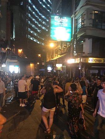 Hotels Near Lan Kwai Fong Hong Kong