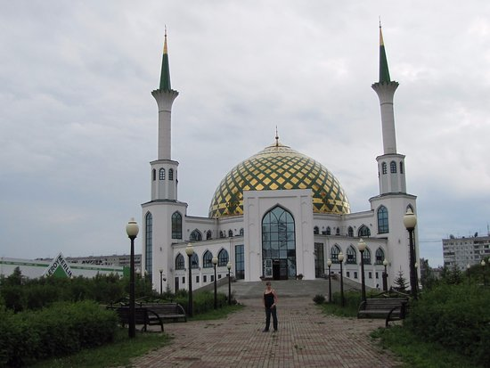‪Munir Cathedral Mosque‬