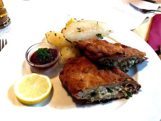 Schnitzel allerlei: Wiener von Kalb und Metzger Schnitzel