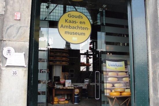Holandia Południowa, Holandia: Holanda - Gouda