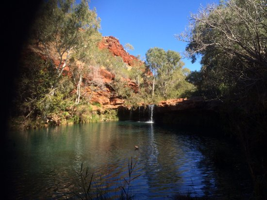 Dales Gorge Campground