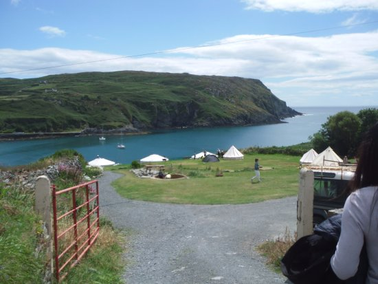 Cape Clear Island, Ireland: What a view
