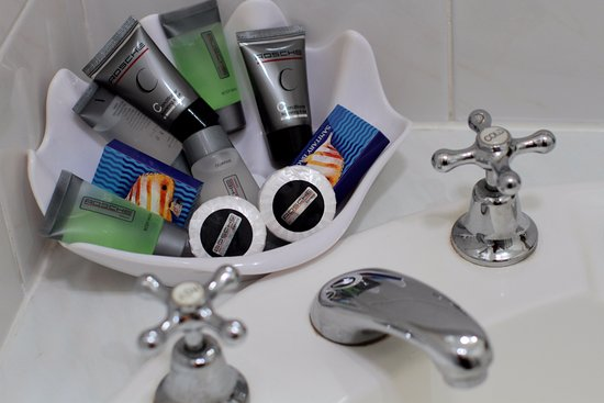 Moonah, Australië: Hopkins on Charles - Guest bathroom amenities