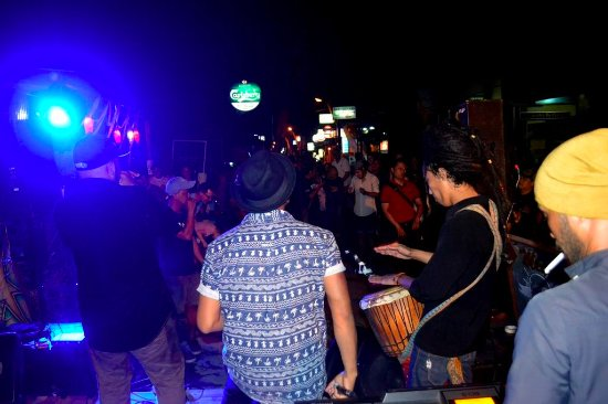 K'meals Bar & Resto: Prawirotaman Festival 2016