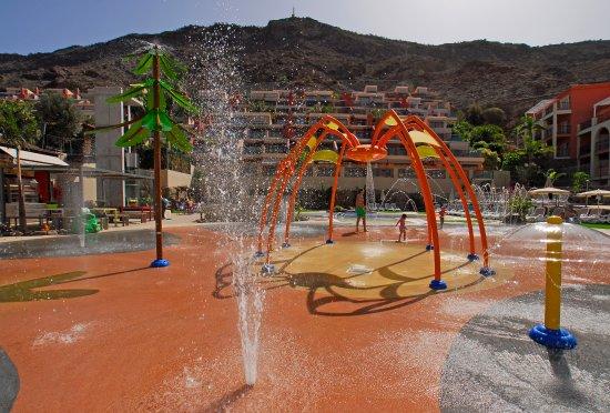 Apartamentos Cordial Mogan Valle: Splashpark