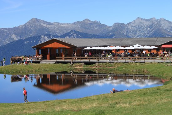 Rivera, Switzerland: Alpe Foppa