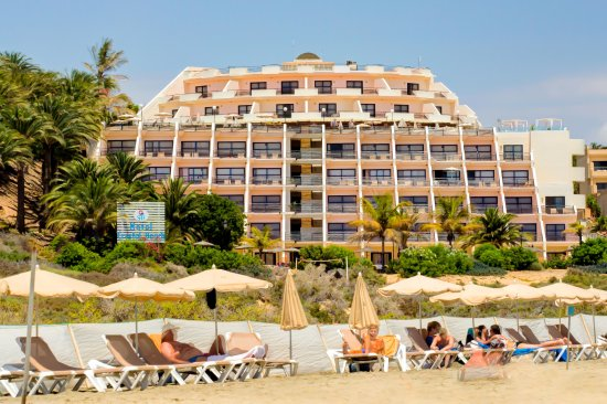 Sbh Crystal Beach Hotel Suites Costa Calma