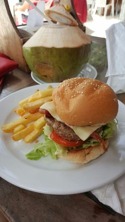 Thongtakian Resort: Hamburger