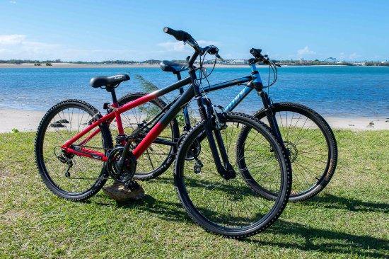 Guldkysten, Australien: Feeling more adventurous? Hire a Mountain Bike Instead!