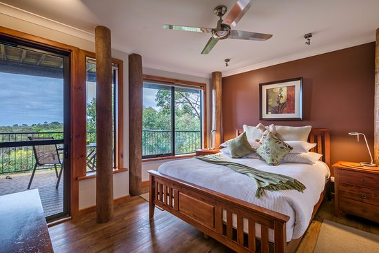 HideAway Haven: Tree Top Queen Room