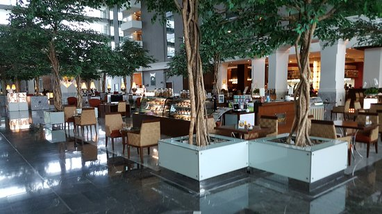 Bang Phli, Ταϊλάνδη: The reception area