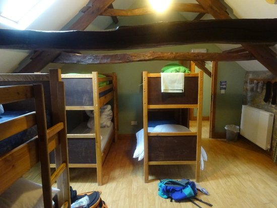 Bellingham, UK: Bunkhouse dorm room