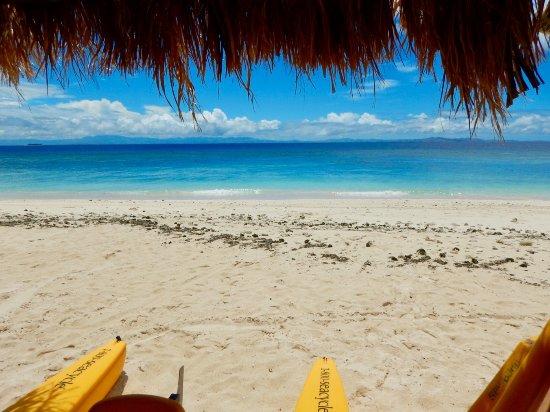 Navini Island, ฟิจิ: beach and ocean toys