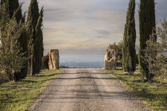 Montalcino, Italia: The entrance
