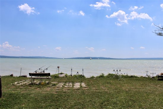 Balatonakali, Hongaria: for fishermans