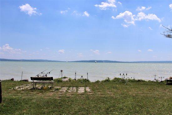 Balatonakali, Węgry: for fishermans