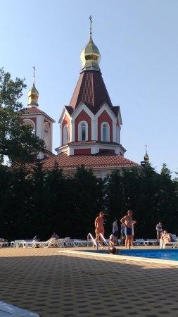 Temple of St. Sergius of Radonezh: Храм преподобного Сергия Радонежского