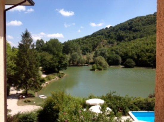 Montecopiolo, Italien: Il buongiorno si vede dal mattino!
