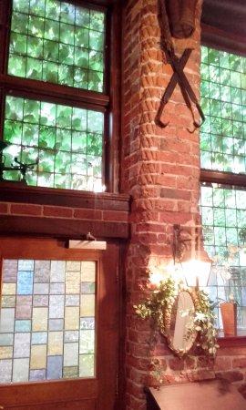 Quaint interior of the Hotel Scheffler - Luneburg (25/Jul/17).