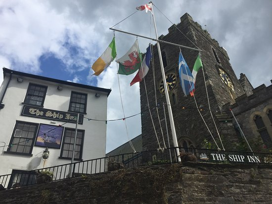 Kingswear, UK: The Ship Inn