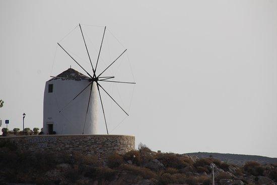 Parikia, Grækenland: lungomare