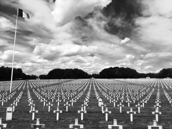 Necropole Nationale de la Targette