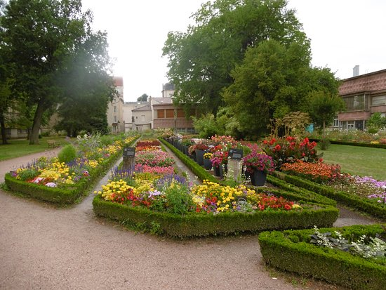 Le jardin godron picture of jardin dominique alexandre godron garden nancy tripadvisor - Jardin dominique alexandre godron ...