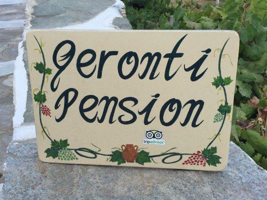 Foto Nikoletta Geronti Pension