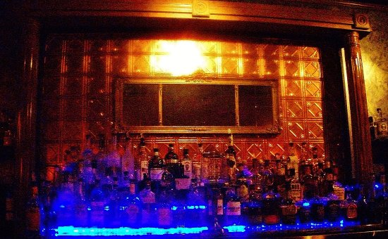 Camas, WA: the north side of the bar