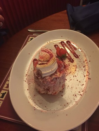 Ferndown, UK: Eton Mess