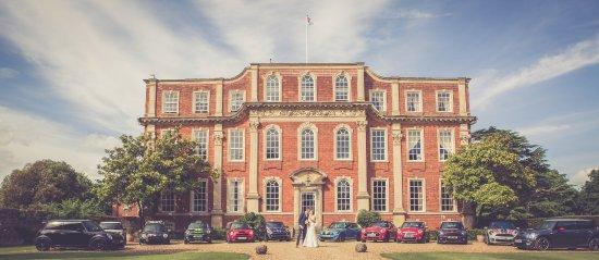 Chicheley Hall ภาพถ่าย