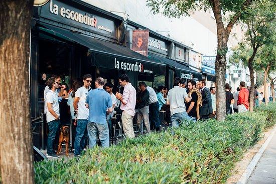 imagen La Escondida en Sevilla