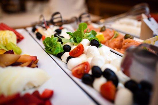 Hotel Elizabeth: Hotel Breakfast