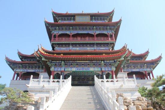 Magic Eight Immortals Temple